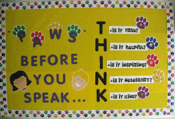 Classroom Bulletin Board Ideas High School : High school bulletin boards counts is by posting it on