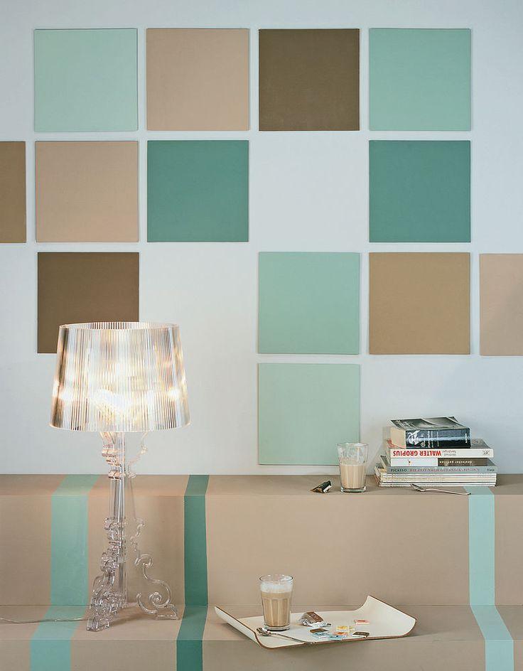 Wandgestaltung: Neue Farbimpulse