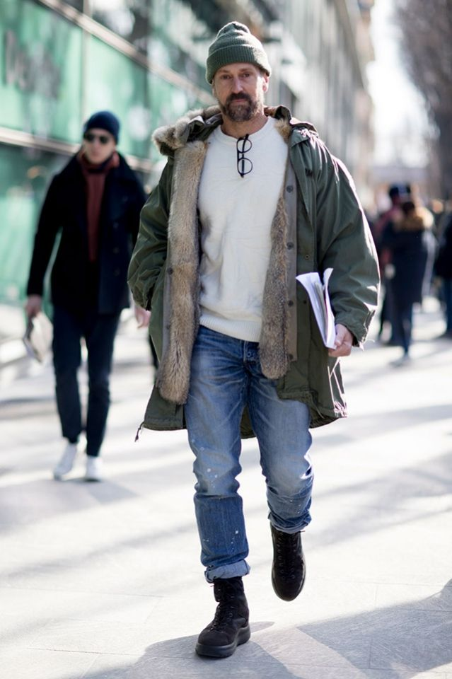 Best street style from Milan Men's Fashion Week FW17 — Day 4