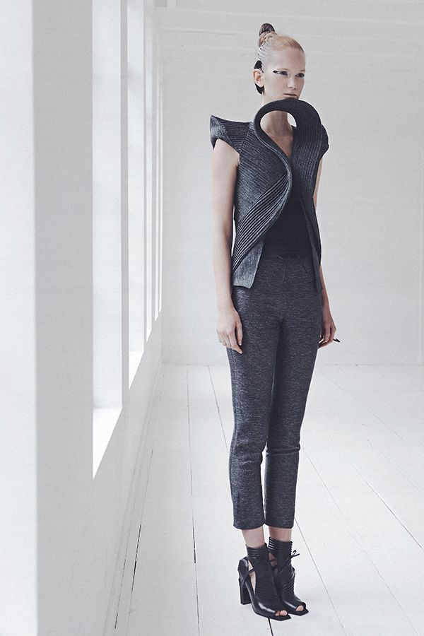 Ilja Visser F/W 2013/2014 | Future Fashion Style