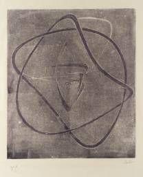 Naum Gabo '[no title]', c.1955–6 The Work of Naum Gabo © Nina & Graham Williams/Tate, London 2014