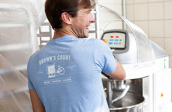 Browns Court Bakery T-Shirts   Nudge