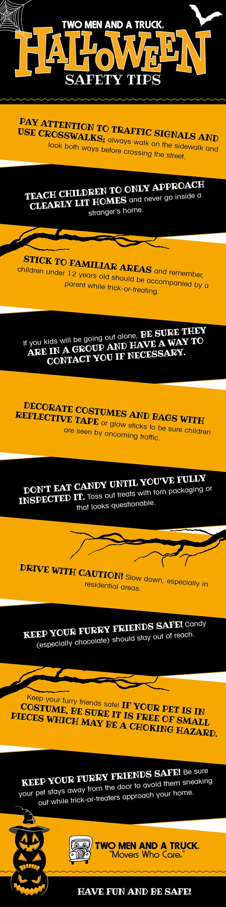 Must read Halloween safety tips for any parent. Stay safe this season!