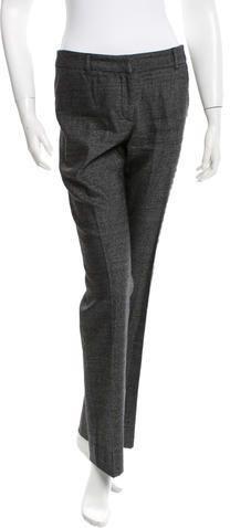 Burberry Brit Wool Pant Suit
