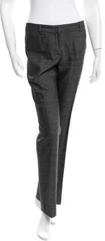 Burberry Brit Wool Pant Suit