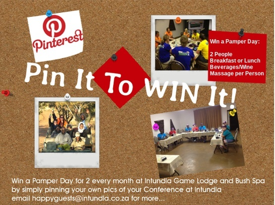 Pinterest Pin It To Win It Competition created and managed for a client.