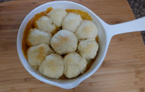 Pot Pie with Biscuits