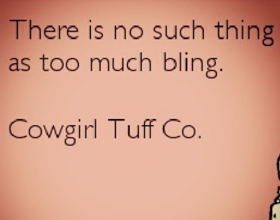 Bling barrel racing cowgirlproblems