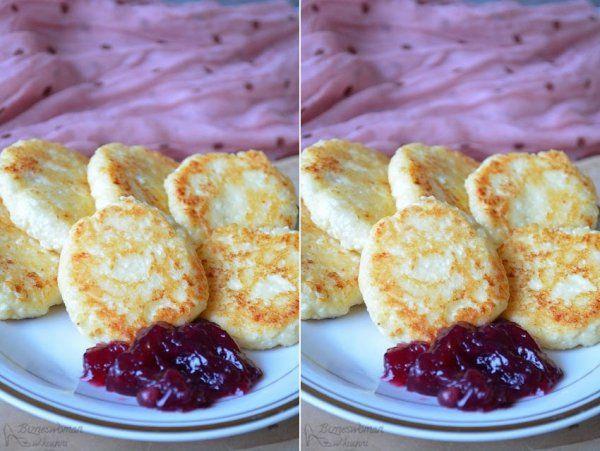 Serniczki na patelni, czyli ulubiony deser którym na pewno nie pogardzisz!