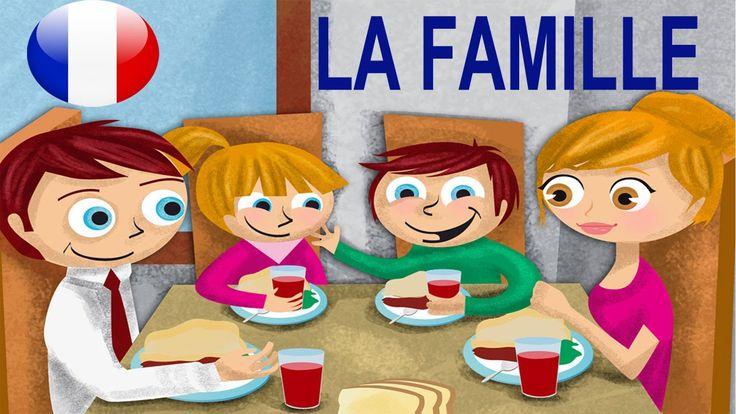 Podcast en francés: La familia