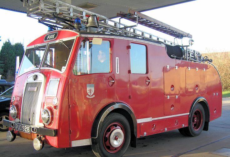 1950's fire truck UK