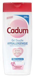 Gel Douche Hypoallergénique   Parfait pendant la grossesse ou la peau peut être plus réactive et à besoin d'hydratation