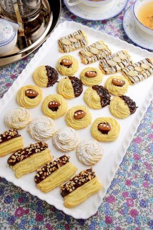 JUNAっちの食卓へようこそ!「絞り出しクッキー」   お菓子・パンのレシピや作り方【corecle*コレクル】