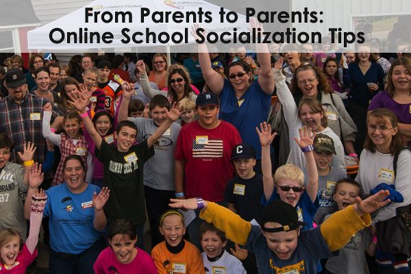 From Parents to Parents: Online School Socialization Tips