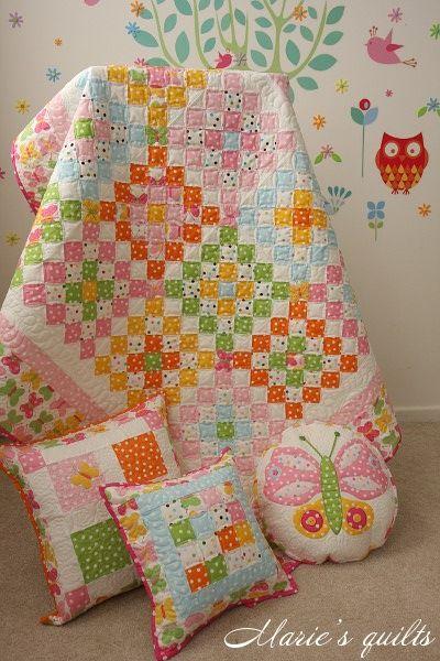 Maries quilts: Лоскутное шитье: