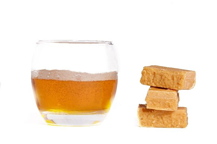 Iron Brew Fudge - It's a sweet fudge bursting with a very undeniable full flavour of Scotland's iconic Irn Bru