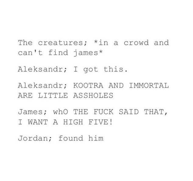 The Creatures The Creature Hub text post Aleks ImmortalHD James UberHaxorNova Jordan Kootra YouTube