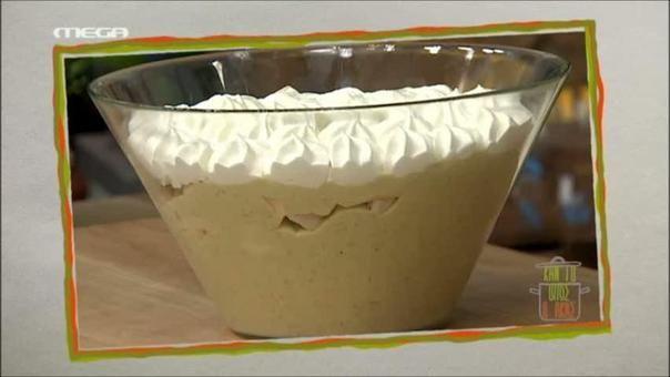 Banana pudding  | MEGA TV ΚΑΝ' ΤΟ ΟΠΩΣ Ο ΑΚΗΣ