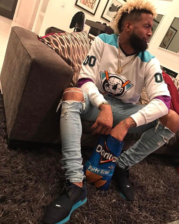 "257k Likes, 2,731 Comments - Odell Beckham Jr (obj) on Instagram: ""She said her or the Doritos... """