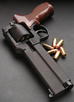 Chiappa Revolver TRIGUN! (11/30/12)