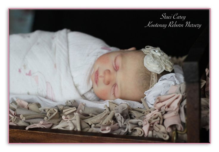 reborn baby doll kit DAISY by jpodys on Etsy