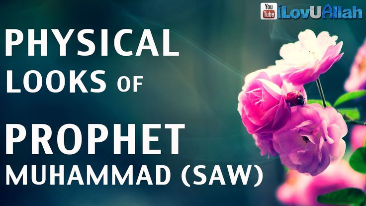 Physical Looks Of Prophet Muhammad (saw) ᴴᴰ