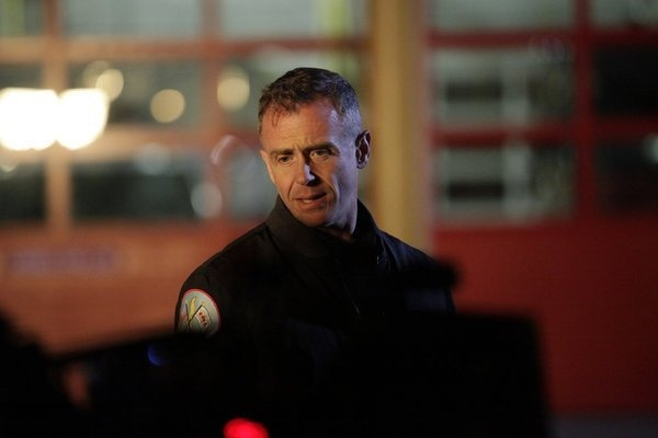 David Eigenberg in Chicago Fire photo - Chicago Fire picture #38 of 62