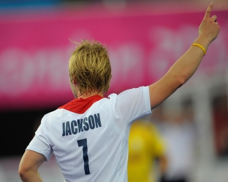 England Men's Field Hockey Player Ashley Jackson