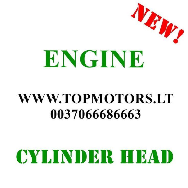 FORD TRANSIT LAND ROVER DEFENDER 2.4 16V TDCI DIESEL 2006 - 2014 H9FB PHFA JXFA ZSD-424 NEW CYLINDER HEAD