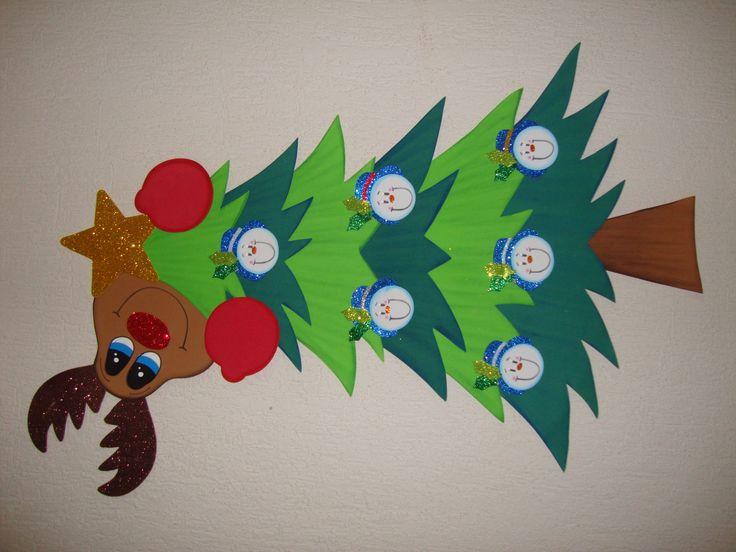 31 árbol de navidad grande