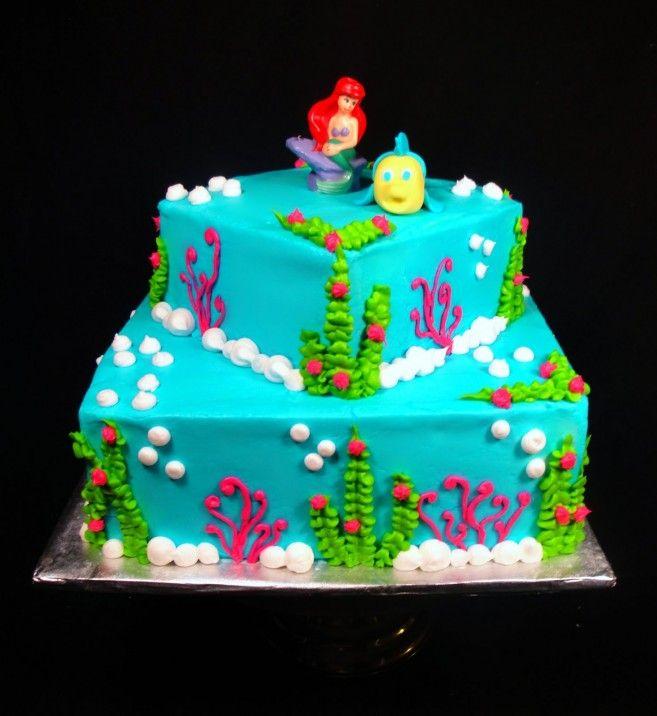 25 ide terbaik Little mermaid party supplies di Pinterest