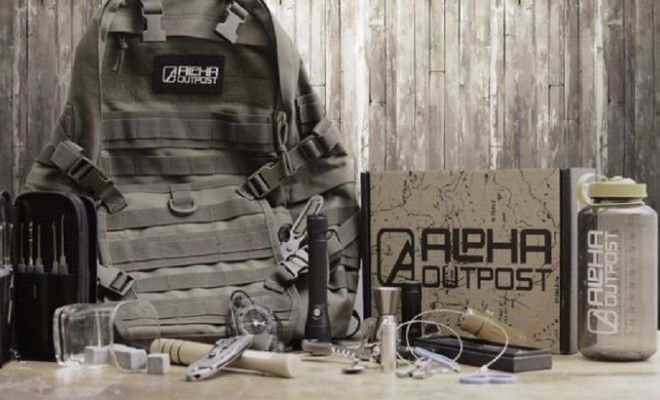 Alpha Outpost - Pretty Much The Best Subscription Box For Men. Veteran owned and operated.
