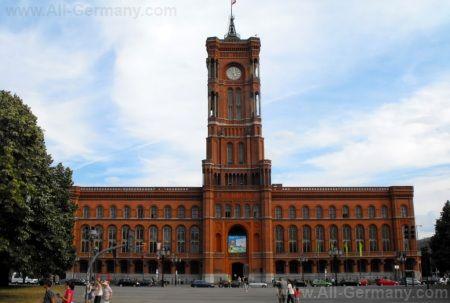 Берлинская ратуша