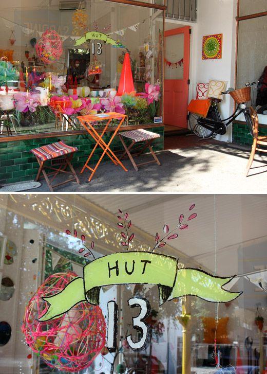 hut 13