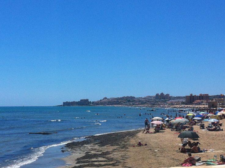Playa Torrelamata / La Mata en La Mata, Comunidad de Valencia