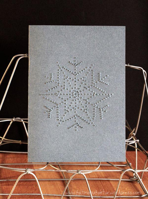Christmas cards by faltmanufaktur