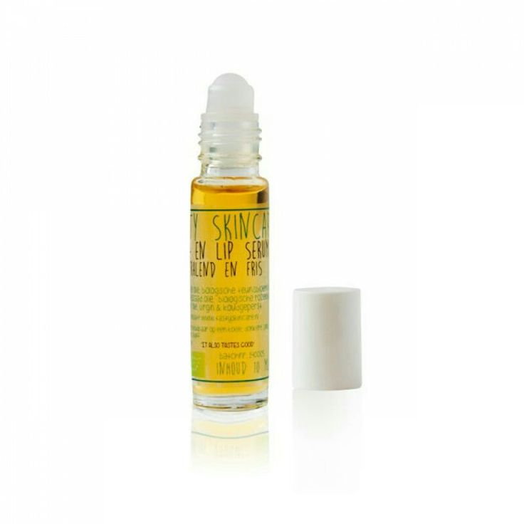 Tasty Skincare Oog- en Lipserum 10ml, Zachte, krachtige boost voor bovenlip en ogen.