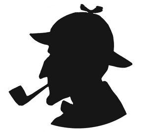 Un altro #profilo celeberrimo... lo riconoscete? #SherlockHolmes