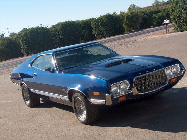 72 Gran Torino Sport Torino Ford Torino Fairlane Bmw