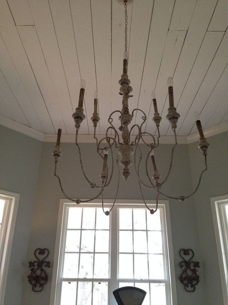 Sitting Room And Office Chandelier From