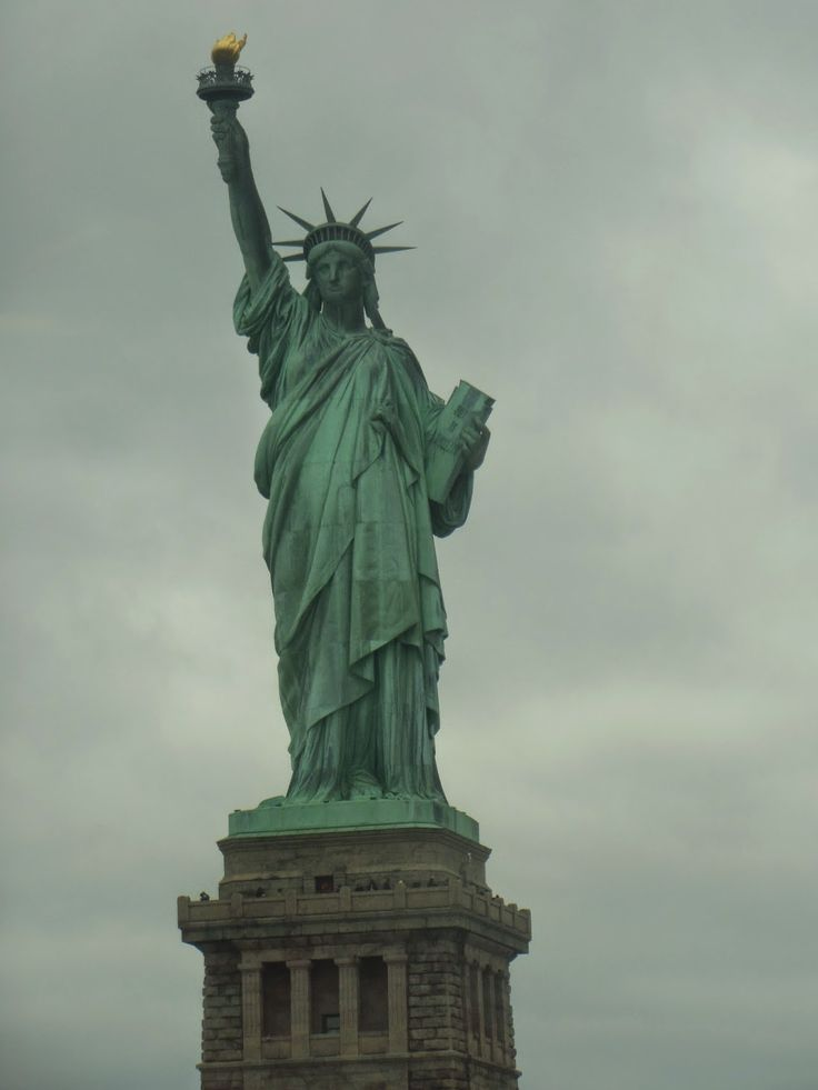 Fun things to do with kids: Statue of Liberty - New York City