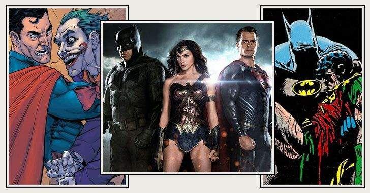 Batman vs Superman: A Origem da Justiça não poupa esforços em trazer o maior número de referencias possível ao Universo da DC Comics.Logo, é natural que o longa conte com a reprodução de cenas dos quadrinhos, games e animações. Com isso em mente, nós listamos as 11 maiores influências do filmes. Confira!