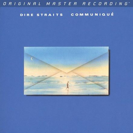 Dire Straits - Communique` Numbered Limited Edition Hybrid SACD TBA Pre-order