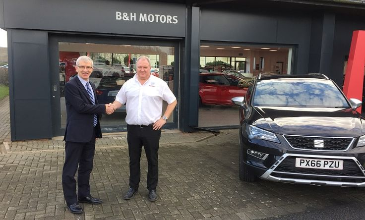 Workington car dealership invests in new showroom http://www.cumbriacrack.com/wp-content/uploads/2017/02/IMG_0189.jpg B&H Motors has relocated to new premises in Lillyhall, Workington, after receiving a funding package from Clydesdale Bank.    http://www.cumbriacrack.com/2017/02/24/workington-car-dealership-invests-new-showroom/