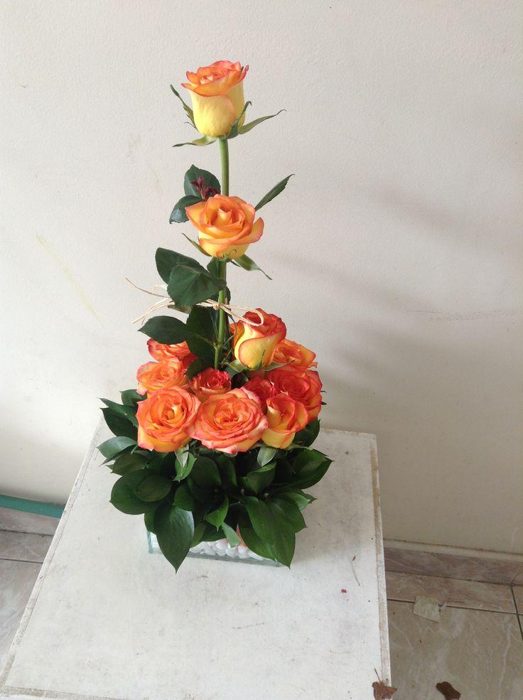 Arreglos con color, diseño floral en FLOREZ