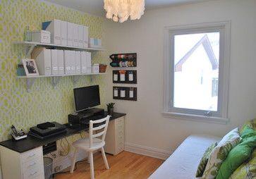 about spare bedroom office ideas on pinterest guest room office