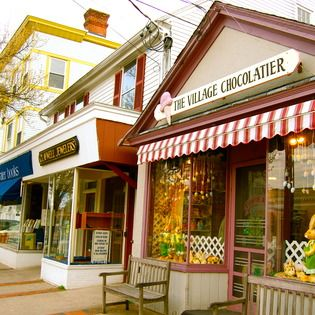 The Village Chocolatier, Guilford, CT