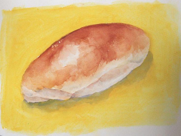 (watercolor & soft pastel)