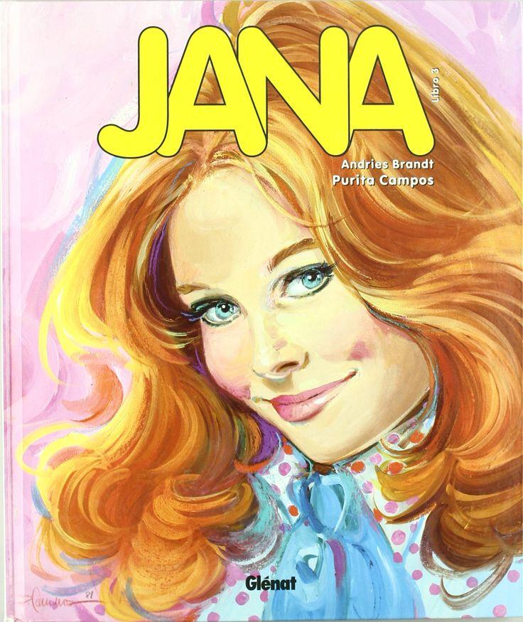 Jana 3 (Purita Campos): Amazon.es: Purita Campos: Libros