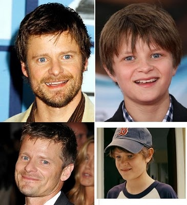Photo of Steve Zahn & his  Son  Henry James Zahn